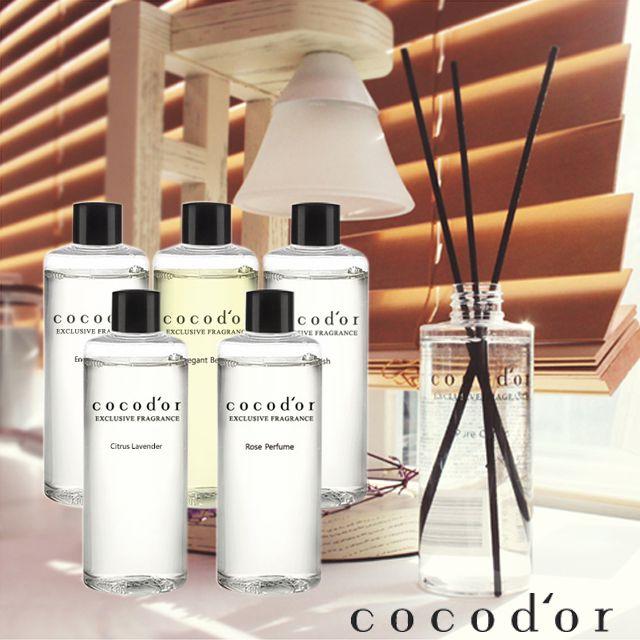 韓國 Cocodor 室內擴香補充瓶-小蒼蘭 200mL