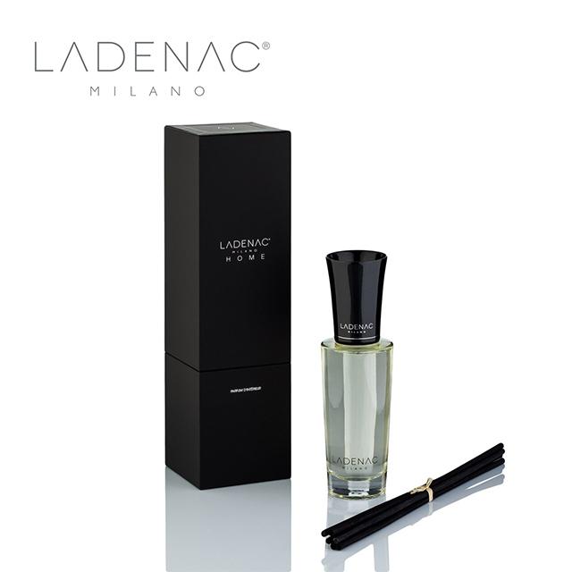 【西班牙皇室香氛 LADENAC】田野鄉間(黑色)FLORAL CHAMPETRE 200ml 擴香瓶