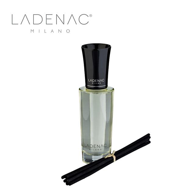 【西班牙皇室香氛 LADENAC】埃奧利群島(黑色)ILES EOLIENNES 200ml 擴香瓶