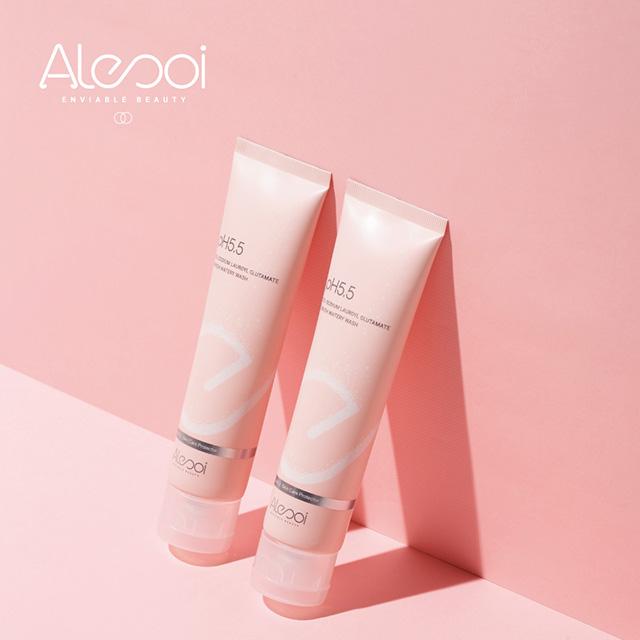 Alesoi 深呼吸 胺基酸保濕洗面乳 100ml pH5.5洗面乳