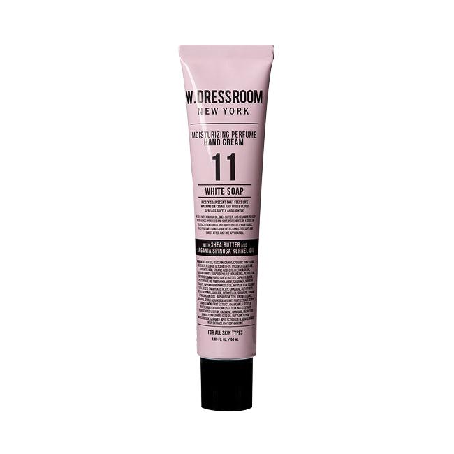韓國W.DRESSROOM 保濕香氛護手霜No.11 WHITE SOAP 50ml