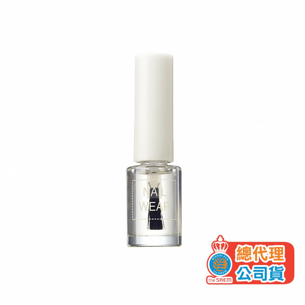 【韓國the SAEM】得鮮-透明基底護甲油7ml
