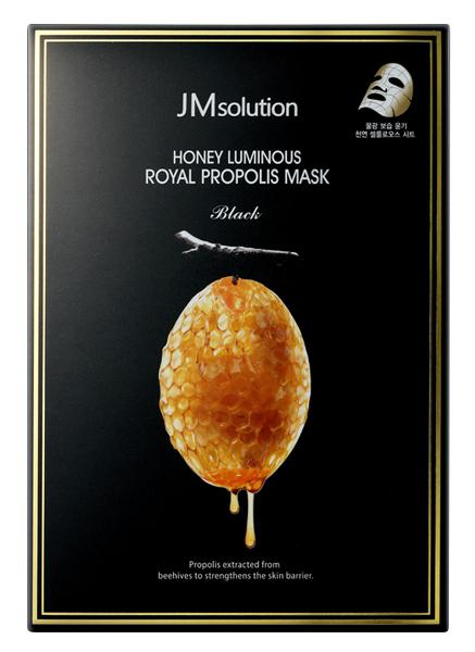 韓國JMsolution 水光蜂蜜蜂膠面膜 10入/盒