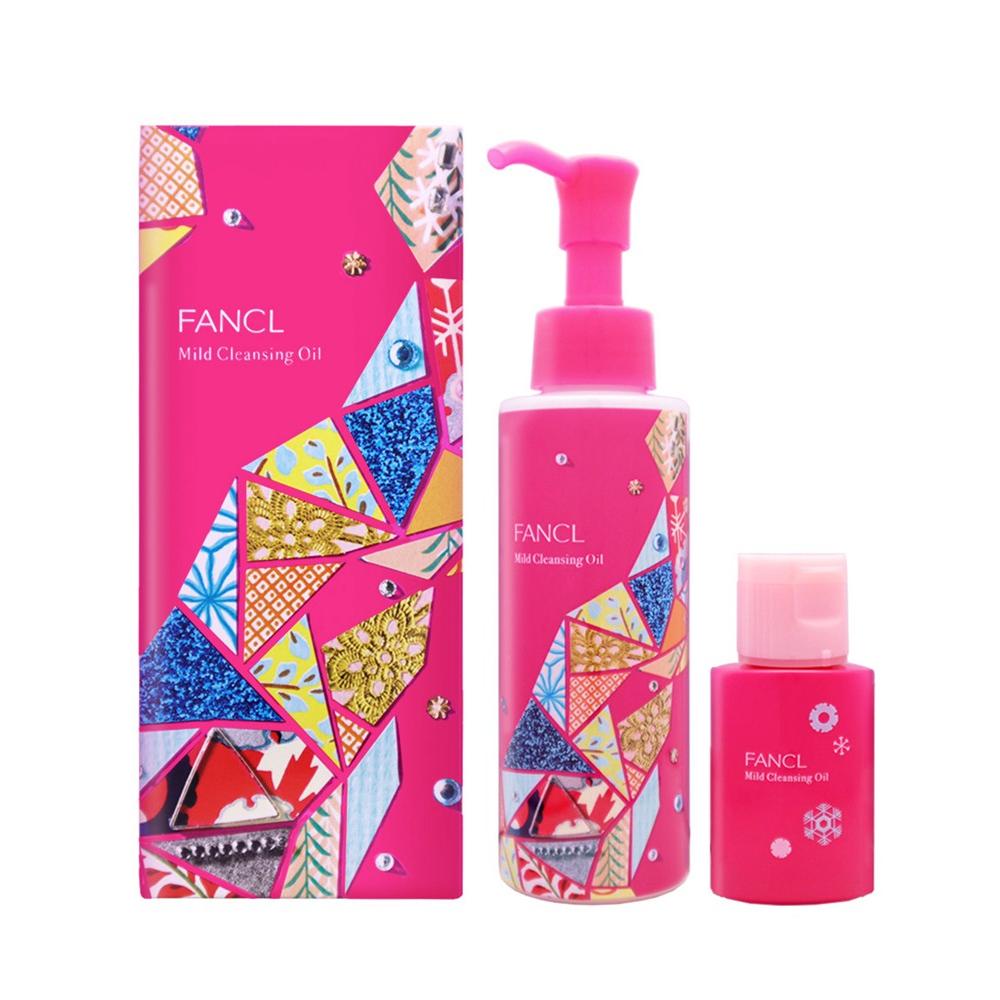 【Fancl 芳珂】淨化卸妝油 120ml+20ml (40周年限定版)