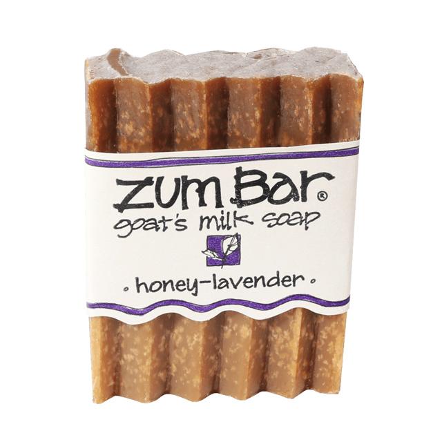 Indigo Wild-Zum Bar 天然精油冷製手工羊奶皂(蜂蜜薰衣草)85±5g