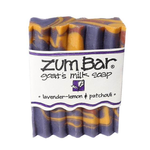 Indigo Wild-Zum Bar 天然精油冷製手工羊奶皂(檸檬薰衣草廣藿香)85±5g