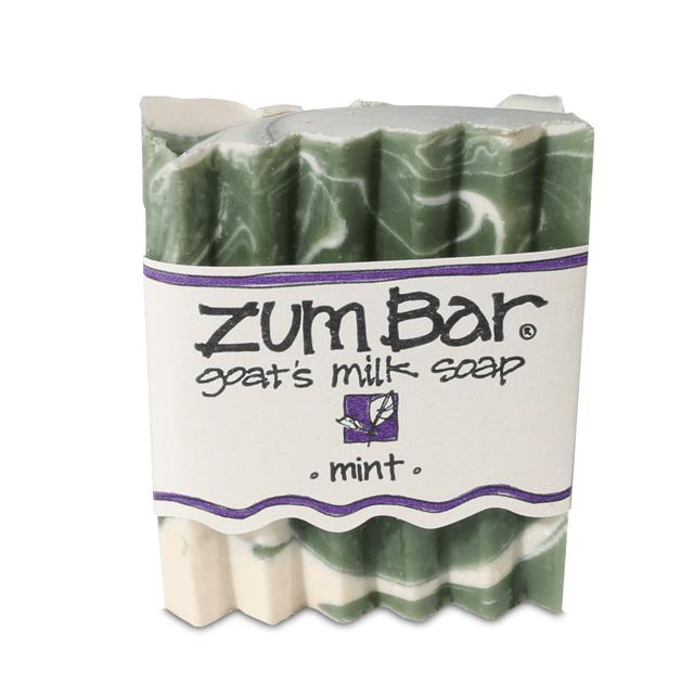 Indigo Wild-Zum Bar 天然精油冷製手工羊奶皂(薄荷)85±5g