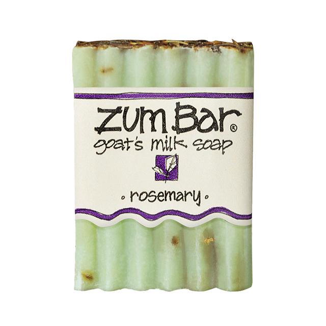 Indigo Wild-Zum Bar 天然精油冷製手工羊奶皂(迷迭香)85±5g
