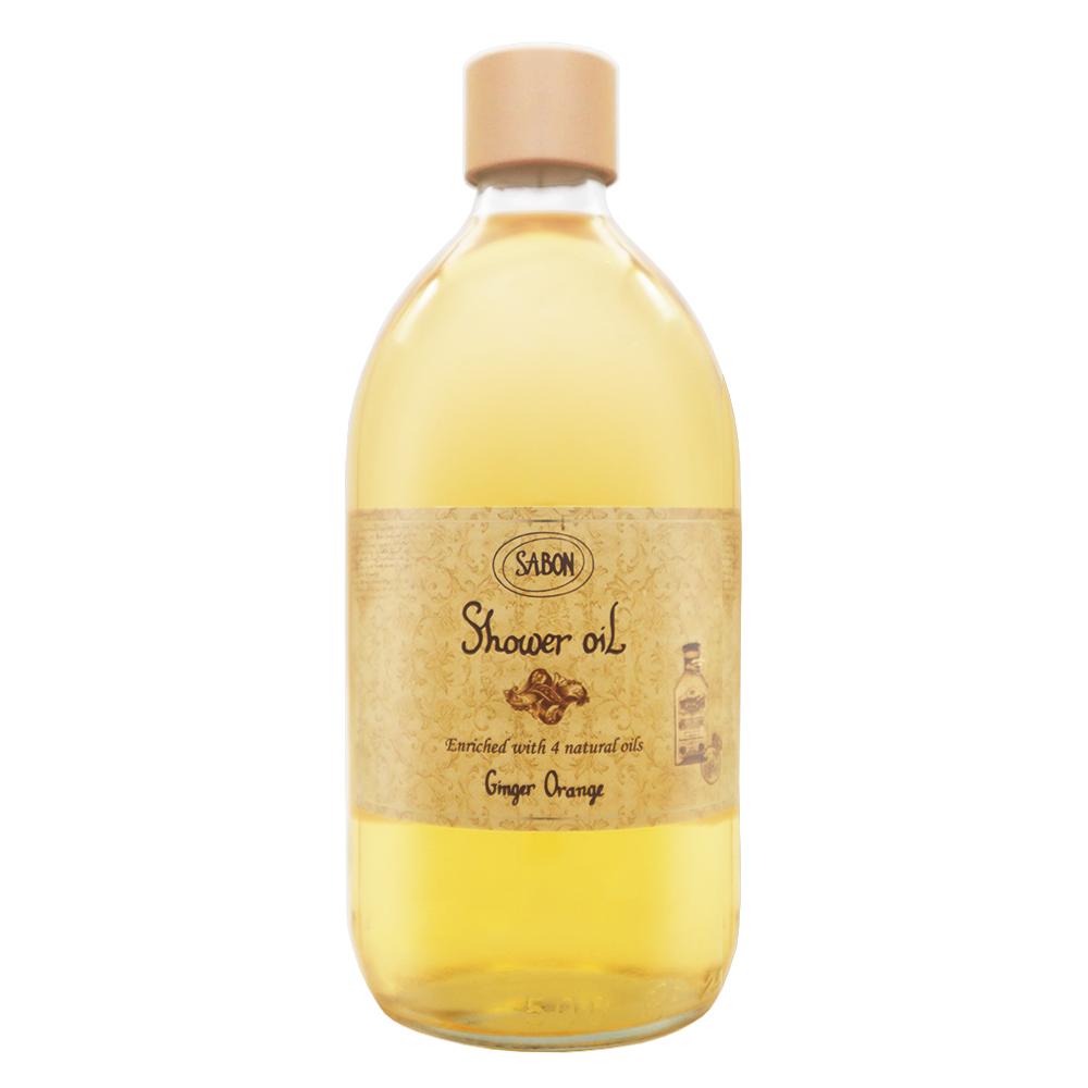 SABON 西西里柑橘沐浴油 500ml