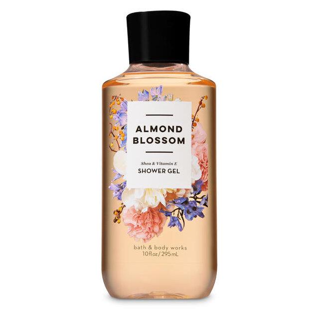《Bath & Body Works BBW 》香水沐浴精【杏花盛開】Almond Blossom 295ml