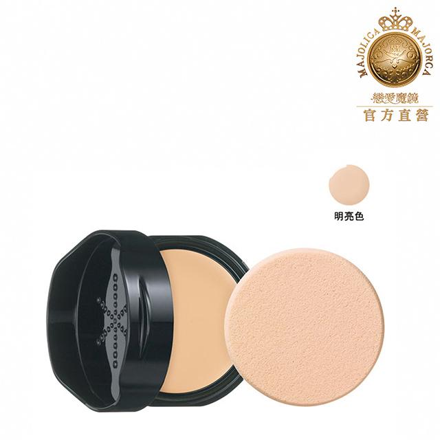 MAJOLICA 戀愛魔鏡 牛奶美肌生粉餅 SPF28 PA+++補充蕊 (明亮色) 10g