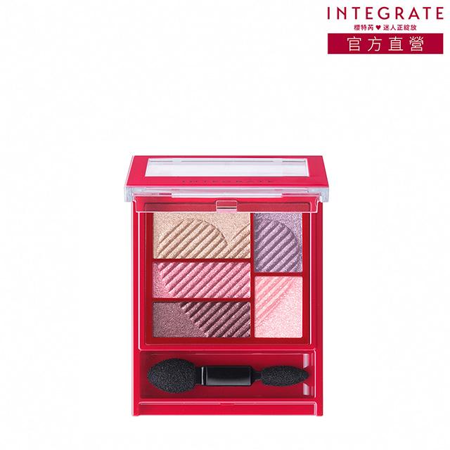 INTEGRATE 三度漸層光綻眼影盒PK517 3.3g