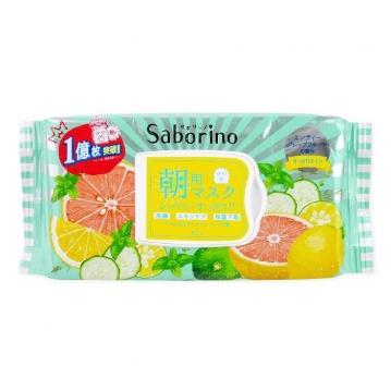 日本 BCL Saborino 早安面膜