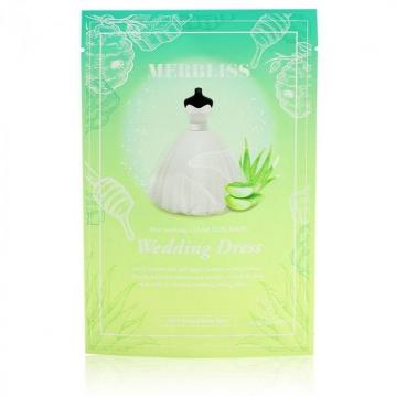 MERBLISS 蘆薈蜜光深層保濕面膜(單片)