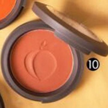 SIVANNA HF-6017 蜜桃紅潤好氣色頰彩盤  10