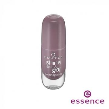 德國 essence 艾森絲 鏡光亮澤指甲油  24 紫藕色