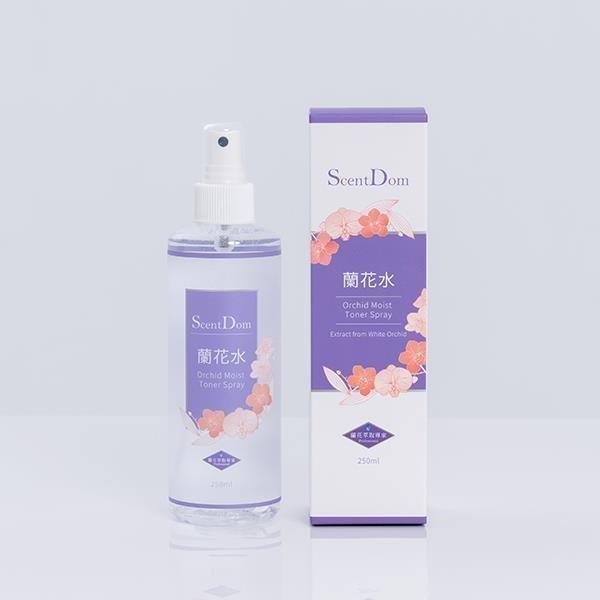【ScentDom香詩典】蘭花水 250ml (全新保濕升級配方)