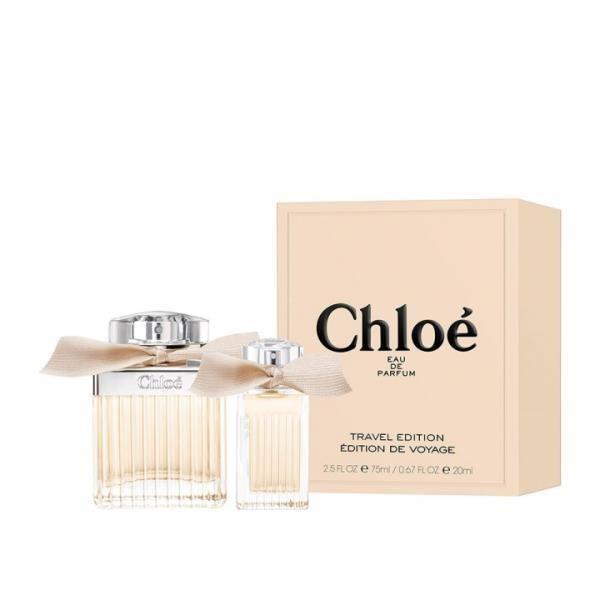 Chloe 同名女性淡香精旅行組禮盒 (淡香精75ml + 20ml)