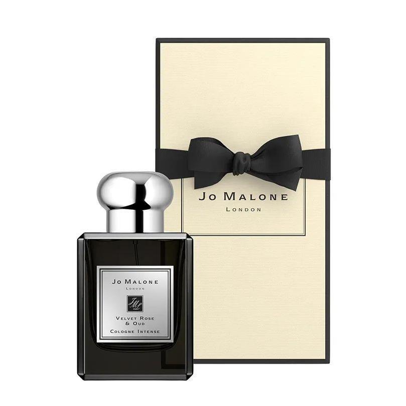 Jo Malone 絲絨玫瑰與烏木芳醇古龍水 50ml 黑瓶香水
