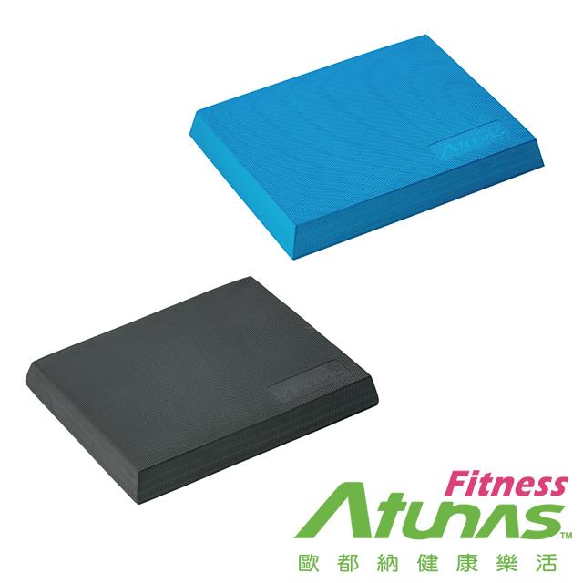 【ATUNAS歐都納FITNESS】平衡Q墊(健身/瑜珈/有氧/核心/止滑MBP20翠藍)