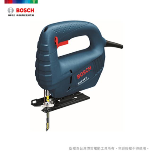 BOSCH 專業型變速線鋸機 GST65E