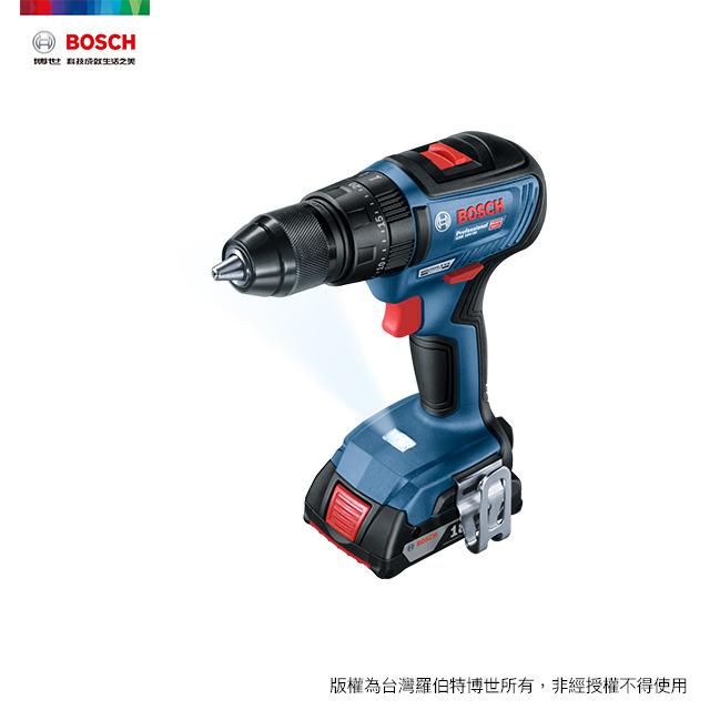 BOSCH 18V鋰電免碳刷四分震動電鑽/起子機 GSB 18V-50