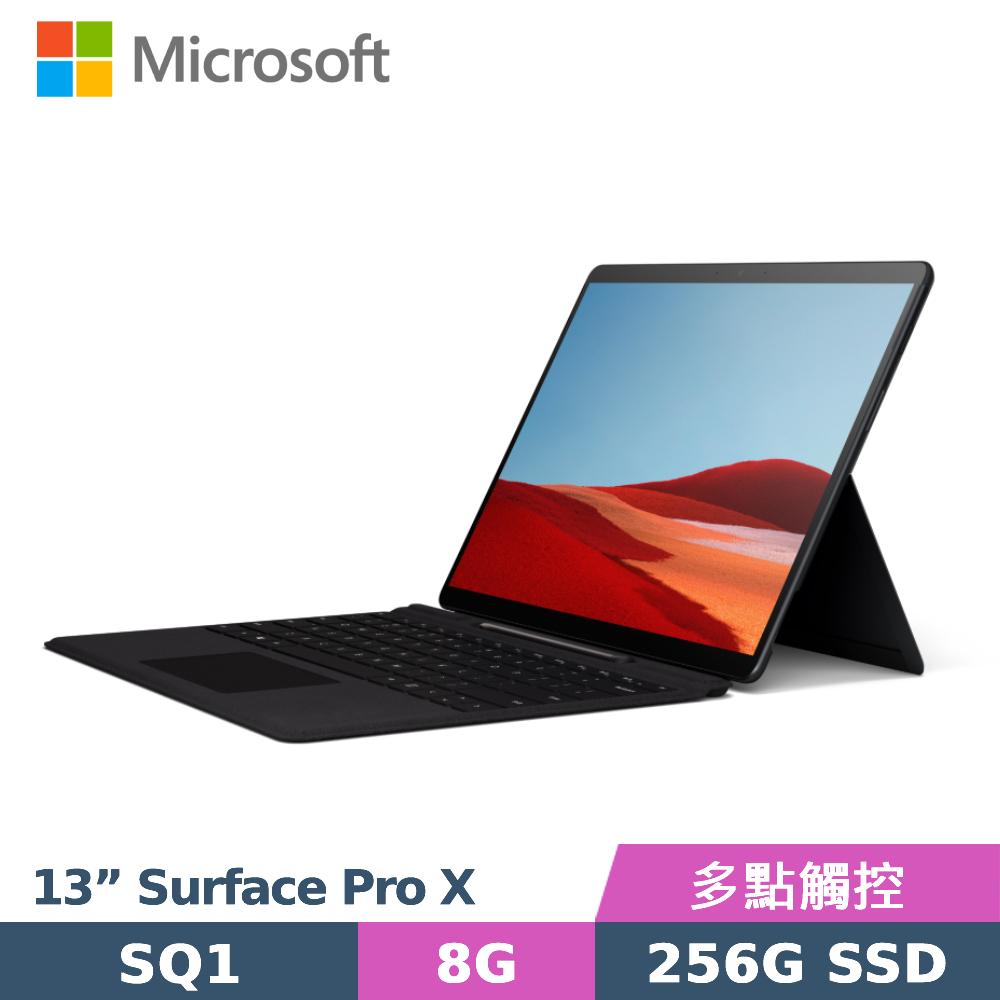 Microsoft 微軟 Surface Pro X (Microsoft@ SQ1/8G/256G SSD/13)
