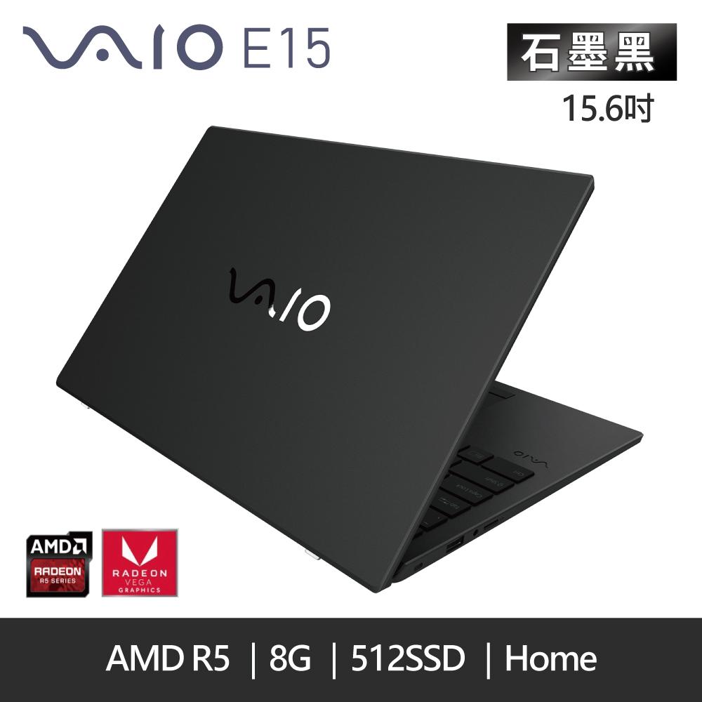 VAIO E15 NE15V2TW006P 石墨黑(R5-3500U/8GB/512GB SSD/W10/15.6)