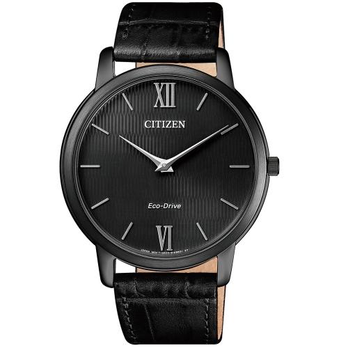 CITIZEN 星辰/Eco-Drive 光動能紳士薄型手錶/AR1135-10E