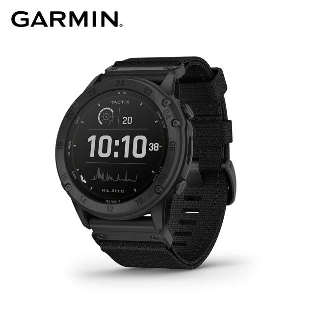 GARMIN Tactix Delta-Solar Edition 太陽能複合式戰術GPS腕錶