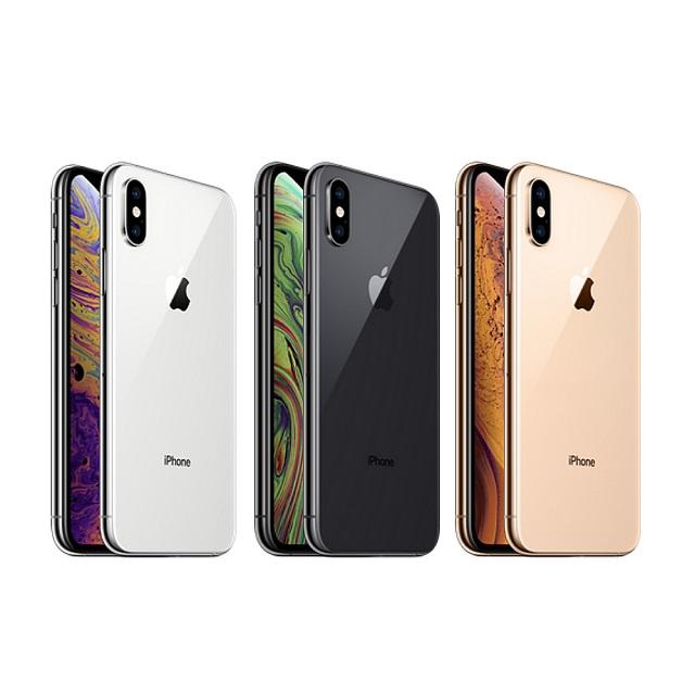 【福利品】蘋果 Apple iPhone XS 64GB 5.8吋 銀色