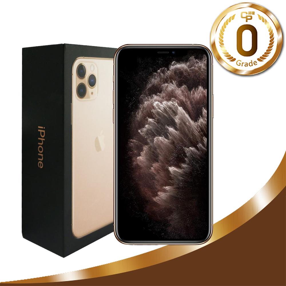 【CP認證福利品】Apple iPhone 11 Pro Max 256GB 金色