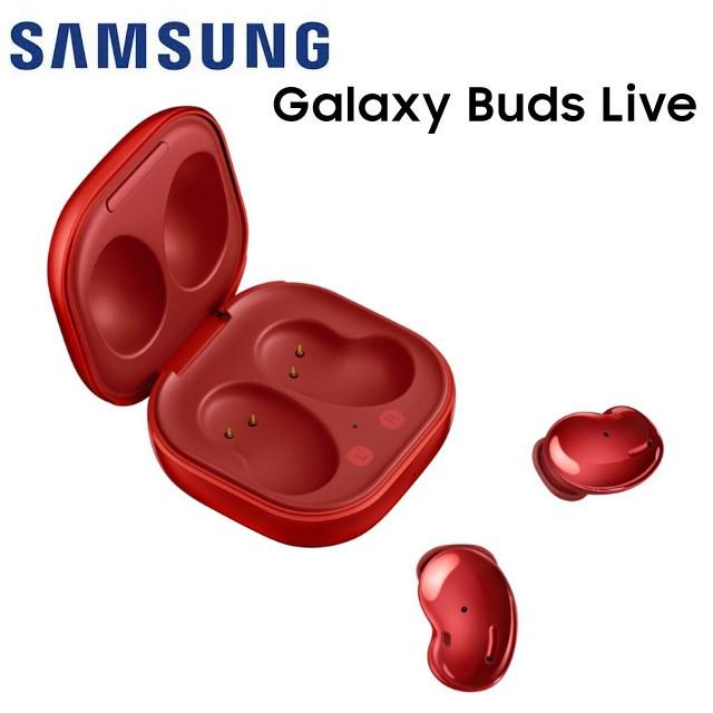 Samsung Galaxy Buds Live 無線降噪耳機-星幻紅