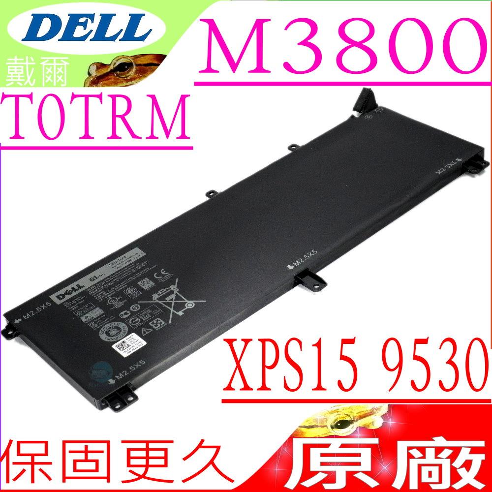 DELL電池-M3800 XPS 15 9530,15-9530T0TRM,Y758W,245RR,7D1WJ