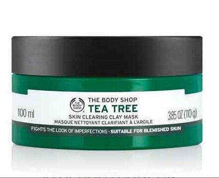 The Body Shop 茶樹淨膚調理面膜