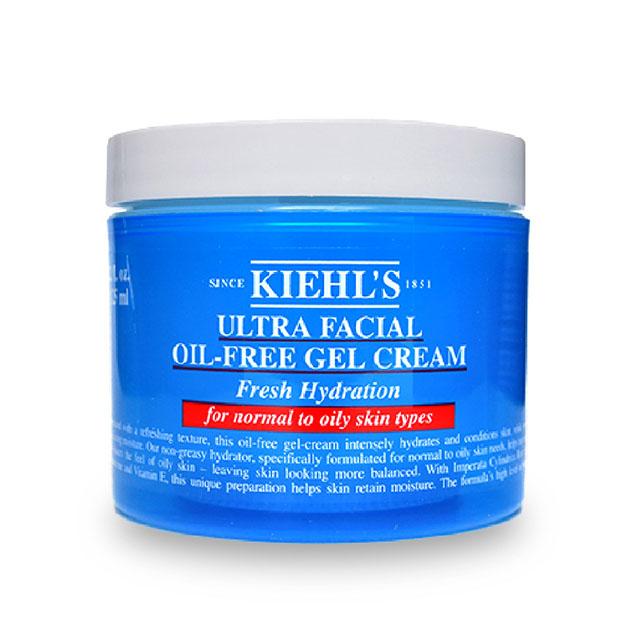 Kiehl's 契爾氏 冰河醣蛋白無油清爽凝凍 (125ml)