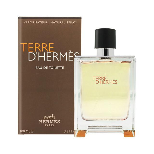 Hermes愛馬仕 大地男性淡香水100ml
